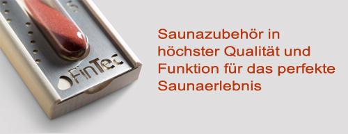 SaunaZubehör