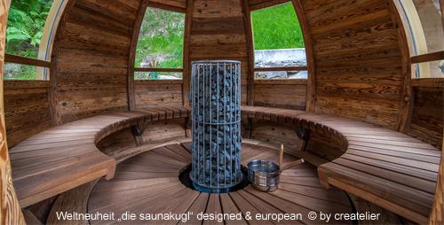 Elektro-Saunaöfen