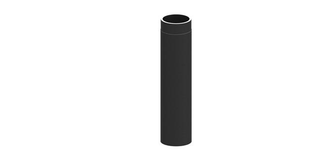 Isoliertes Rauchrohr Längenelement 750 mm