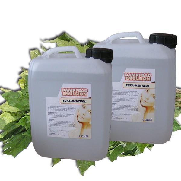 30 Liter Hochwertige Dampfbadeumulsion