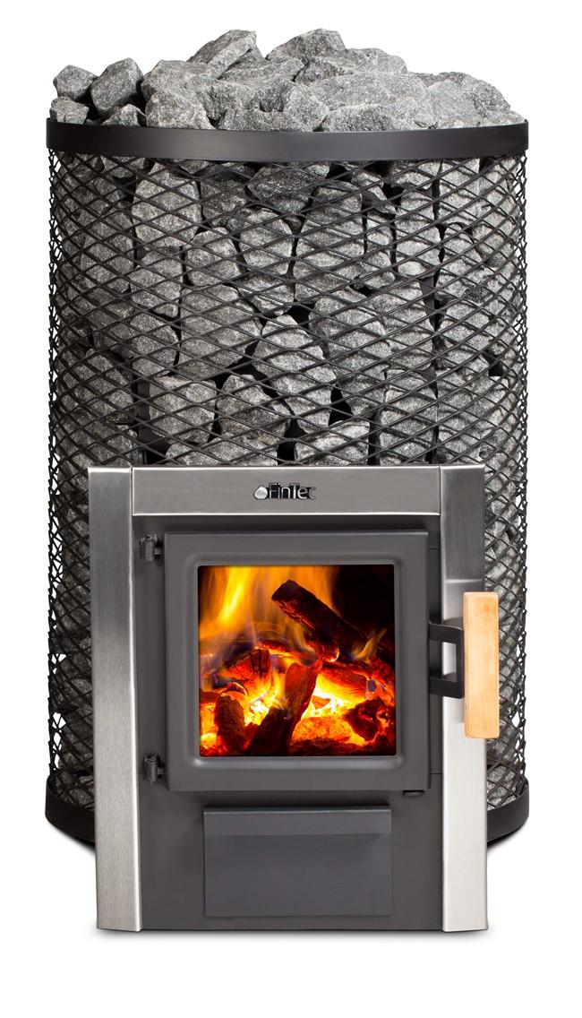 holz saunaofen kjeld mh au enbefeuerung sauna fen. Black Bedroom Furniture Sets. Home Design Ideas