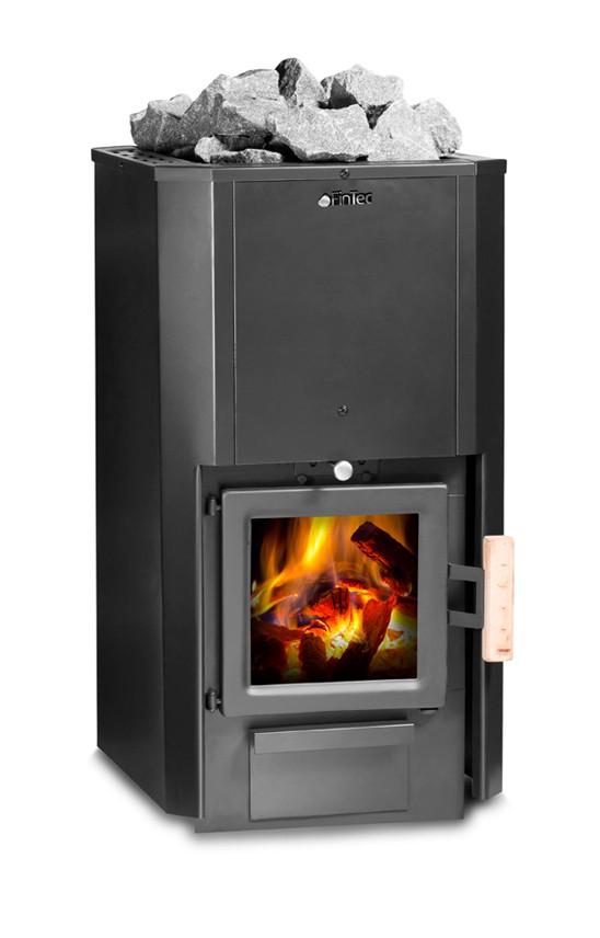 Holz-Saunaofen - Erfüllt die Anforderungen der 2.Stufe der 1.BimSchV