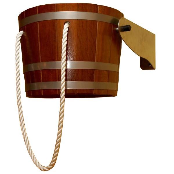 Schwalldusche für Sauna-Anlage