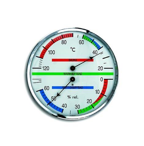 Sauna-Thermometer / Sauna-Hygromether