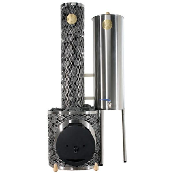IKI Warmwasser Boiler, Zisterne für IKI KIUAS Saun-Ofen