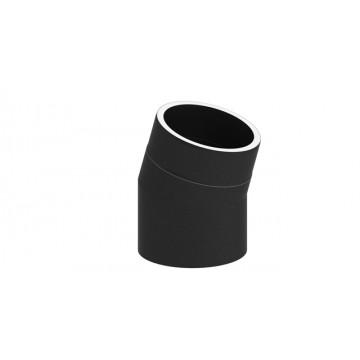 Isoliertes Rauchrohr ohne Winkel 15°
