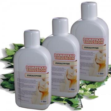 1 Liter Dampf-Bad-Emulsion, hochwertige Dampf-Bad-Konzentrate