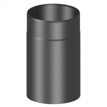 Ofenrohr Länenelement 250 mm (DN120)