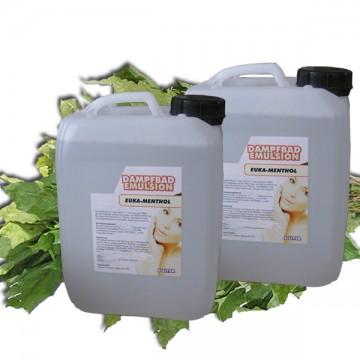 10 Liter Dampfbad-Emulsion