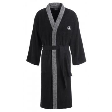 Kimono Black & White  Gr.S 091 schwarz