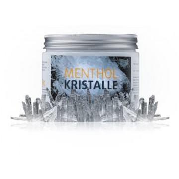 FinTec Menthol-Kristalle überzeugen durch eine hohe Reinheit