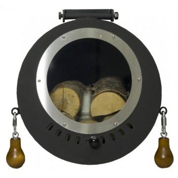 Saunaofen Tür Bullauge für IKI KIUAS