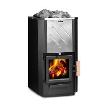 FinTec Holz-Saunaofen Iwo Reflex - Erfüllt die 2.Stufe der 1.BImSchV