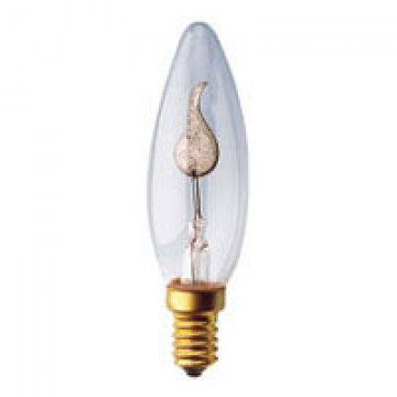 Flackerlampe für Saunalampen