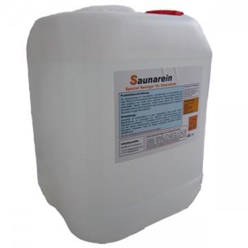 Saunareiniger im 5 Liter oder 10 Liter Kanister, perfekt zur täglichen Pflege der Sauna