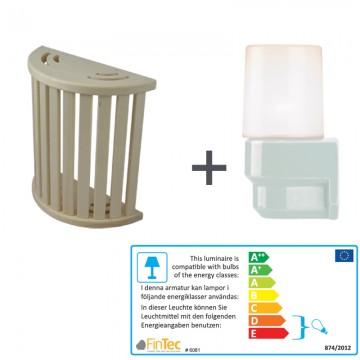 Sauna-Lampen-Set (Saunabeleuchtung)
