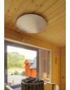 Strahlschutzblech für Saunaöfen