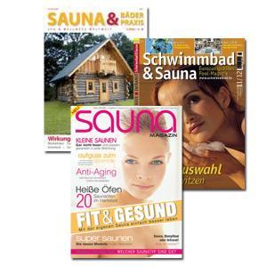Fachmagazin schreibt über SaunaSteine.de