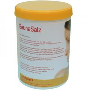 Information über die Verwendung von Saunasalz