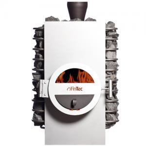 FinTec Saunaofen in 3D