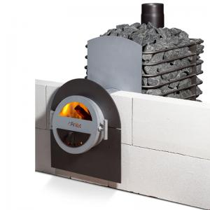 Holz-Saunaofen FinTec Lora Loko MH - ab sofort verfügbar