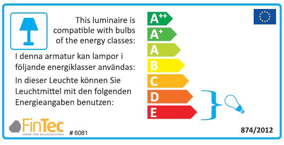 Energiekennzeichnung